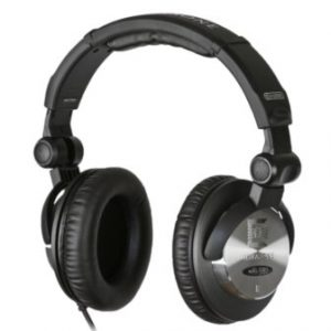 Ultrasone HFI-580 S-Logic Surround Sound Professional Closed-back Headphones