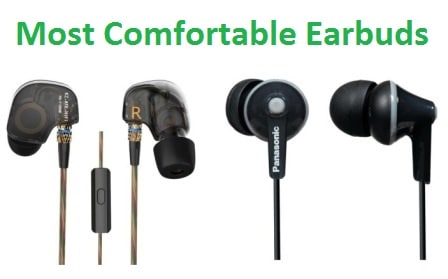 Top 15 Most Comfortable Earbuds In 2019 Complete Guide