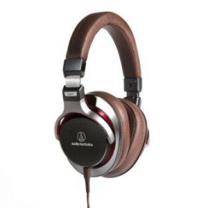 Audio-Technica ATH-MSR7 SonicPro Over-Ear High-Resolution Audio Headphones