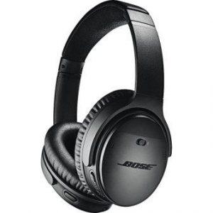 Bose QuietComfort 35 Wireless Over-ear Headphones, Noise Cancelling