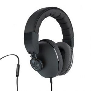 JLab Audio Bombora Over-Ear Headphones with Universal Mic