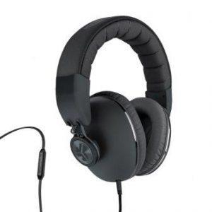 JLab Audio Bombora Over-Ear Headphones with Universal Mic