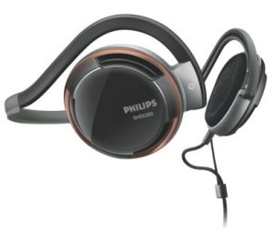 Philips Rich Bass Neckband Headphones SHS520028