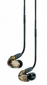Shure SE535 Earphones