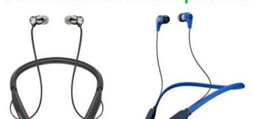 Top 10 Best Neckband Headphones in 2018