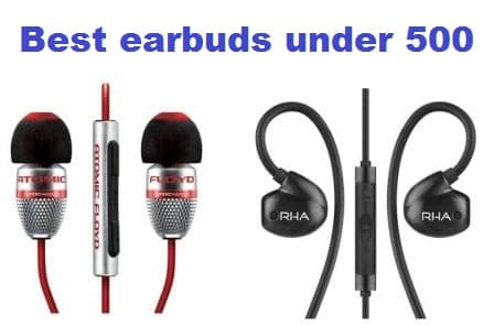 Top 15 Best earbuds under 500 in 2018