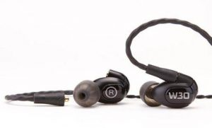 Westone W30 Triple-Driver True-Fit Earphones