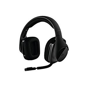 Logitech G533 Wireless Gaming Headset – DTS 7.1 Surround Sound