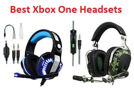 BEST XBOX ONE HEADSETS IN 2018