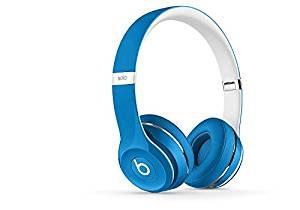 Beats Solo2 Wired On-Ear Headphone – Purple