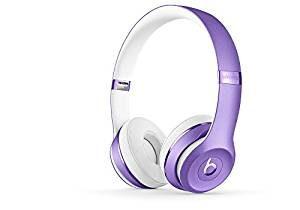 Beats Solo3 Wireless On-Ear Headphones – Ultra Violet