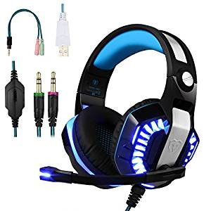 BlueFire Professional Stereo Gaming Headset