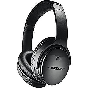 Bose QuietComfort 35 (Series II) Wireless Headphones, Noise Cancelling