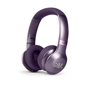JBL Everest 310 On-Ear Wireless Bluetooth Headphones (Purple)
