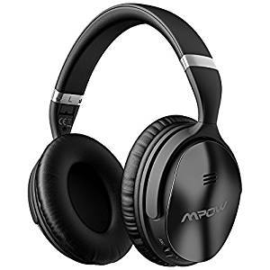 Mpow [Update] H5 Active Noise Cancelling Bluetooth Headphones