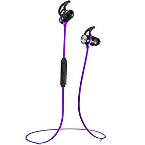 Phaiser BHS-730 Bluetooth Headphones – Heliotrope