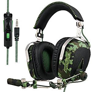 SADES SA926T Gaming Headphone