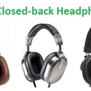 Top 15 Best Closed-back Headphones in 2020