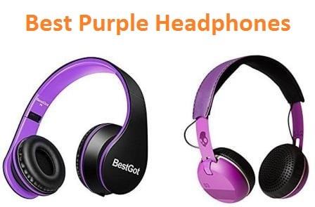 Top 15 Best Purple Headphones in 2018