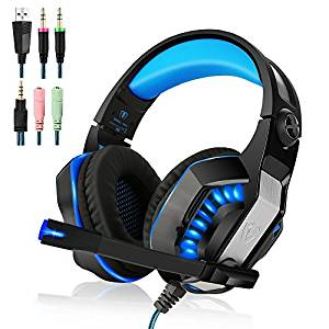 VOTRONOver Ear Stereo Gaming Headphones
