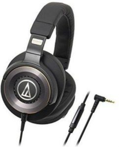 Audio-Technica ATH-WS1100iS Over-Ear Headphones