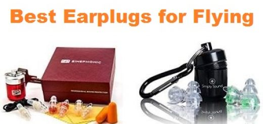 Best Earplugs for Flying in 2018