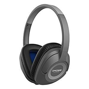Koss BT539iK Wireless Bluetooth Over-Ear Headphones with Microphone