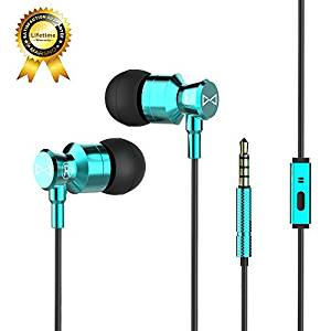 Marsno M1 Wired Metal In Ear Headphones