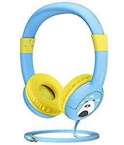 Mpow Kids Headphones with 85dB Volume Limited Hearing Protection