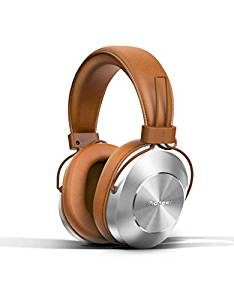 Pioneer Bluetooth and High-Resolution Over-Ear Wireless Headphones (SE-MS7BT-T)