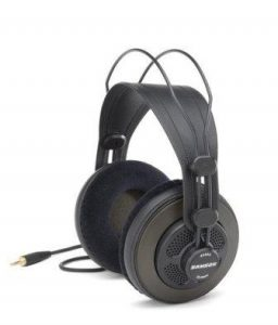 Samson SR850 Semi-Open-Back Headphones Review