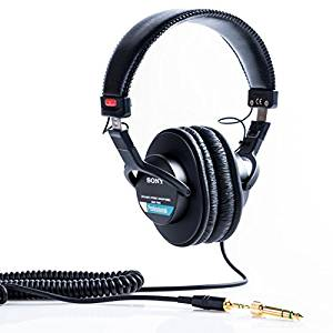 Sony MDR7506 Professional Headphone