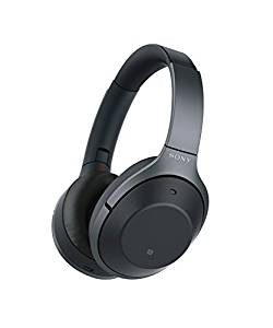 Sony Noise Cancelling Headphones WH1000XM2: Over Ear Wireless Bluetooth Headphones