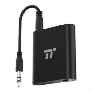 TaoTronics 65ft Bluetooth Transmitter / Receiver Long Range 3.5mm AUX Wireless Audio Adapter