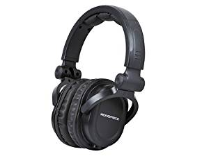 Monoprice Premium Hi-Fi DJ Style Over the Ear Professional Headphones