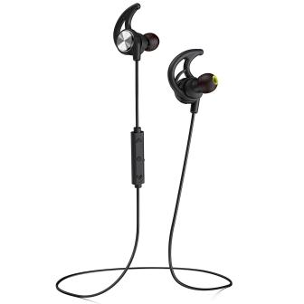 Phaiser BHS-750 Bluetooth Headphones Runner Headset Sport Earphones with Mic