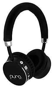 Puro Sound Labs BT2200 Over-Ear Headphones Lightweight Portable Kids Earphones