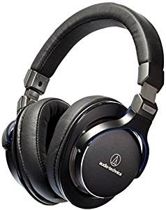Audio-Technica ATH-MSR7 SonicPro Over-Ear High-Resolution Audio Headphones,