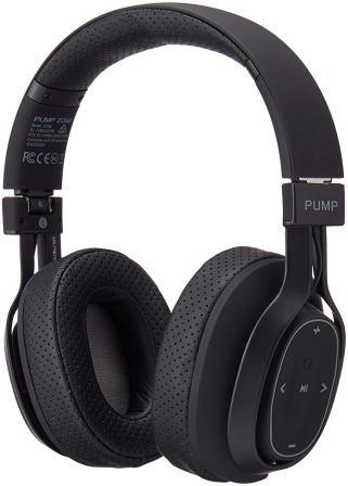 BlueAnt - Pump Zone Over Ear HD Wireless Headphones
