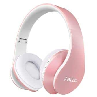 Ifecco Bluetooth Headphones