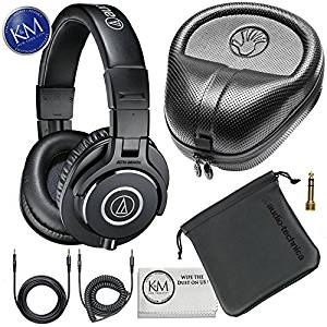 Audio Technica ATH-M40x over-ear Headphones