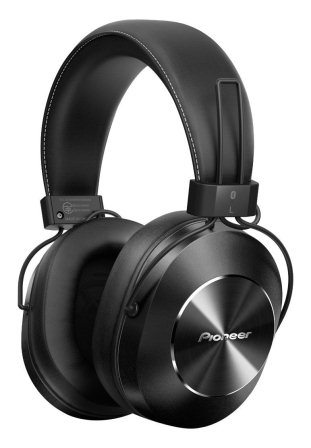 Pioneer Bluetooth and High-Resolution Over Ear Wireless Headphone SE-MS7BT-K