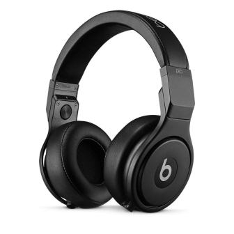 Beats Pro Over-Ear Wired Headphone – Black
