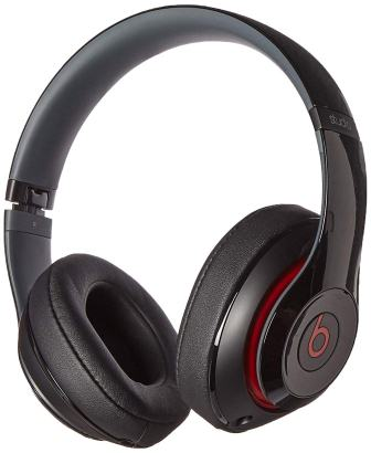Beats Studio Wired 2.0 Over-Ear Headphone – Black