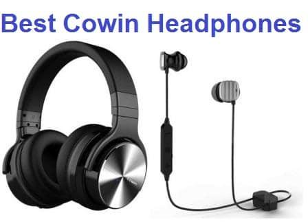 Top 10 Best Cowin Headphones in 2018
