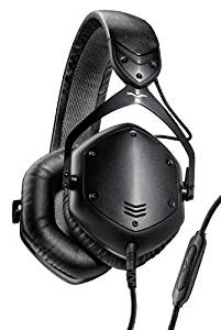 V-MODA Crossfade LP Over-Ear Noise-Isolating Metal Headphones