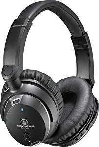 Audio-Technica ATH-ANC9 QuietPoint Active Noise-Cancelling Headphones