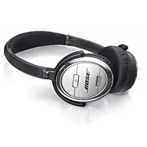 Bose QuietComfort 3 Acoustic Noise Cancelling Headphones, Black