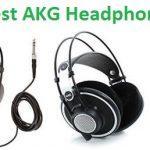 Top 15 Best AKG Headphones in 2019
