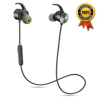 Senbowe Bluetooth 4.1 Wireless Sport Earbuds